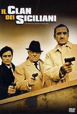 Il clan dei siciliani - Le Clan des Siciliens (1969) DVD9 Copia 1:1 MULTI - ITA